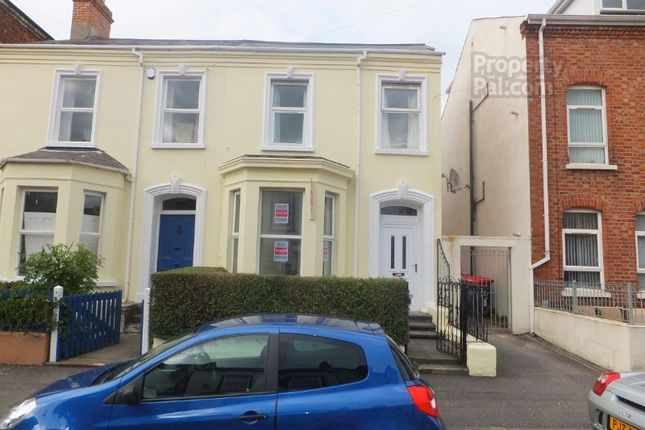 Thumbnail Semi-detached house for sale in Ashley Avenue, Belfast