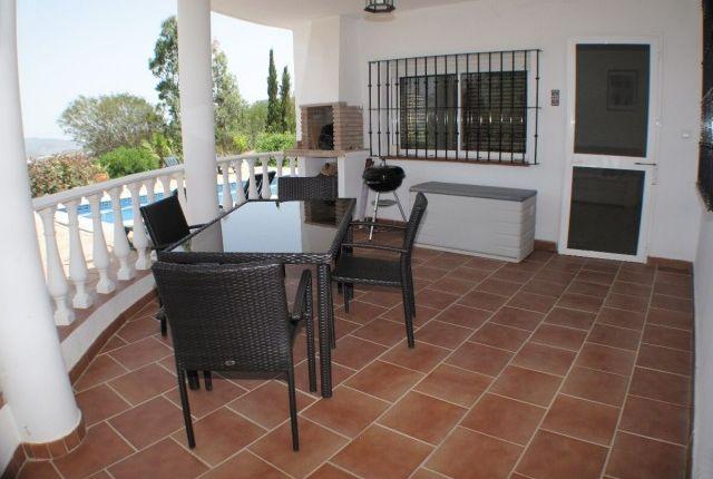 Terrace of Spain, Málaga, Viñuela