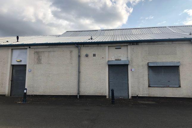 Thumbnail Industrial to let in 21/23 Ainslie Road, Hillington Park, Glasgow