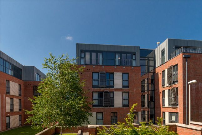 Thumbnail Flat for sale in Fettes Rise, Edinburgh