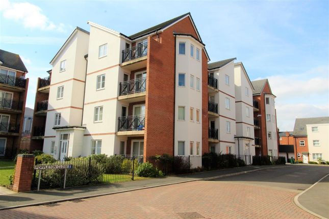 1 bed flat for sale in Poppleton Close, Coventry