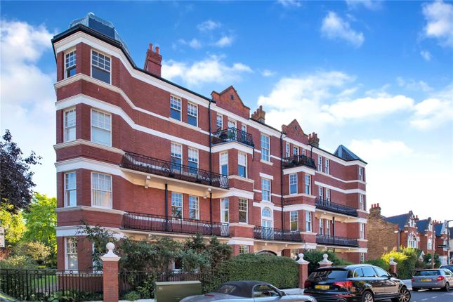 Thumbnail Flat for sale in Prebend Mansions, Chiswick High Road, London