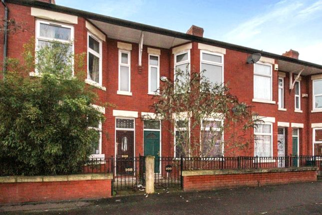 Thumbnail Terraced house to rent in Heald Place, Fallowfield, Manchester