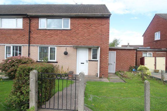 Thumbnail End terrace house for sale in Westrigg Road, Morton Park, Carlisle