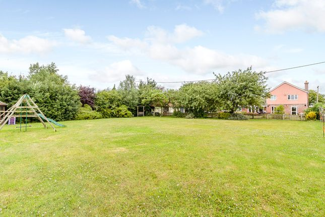 Thumbnail Detached house for sale in Pond Hall Road, Hadleigh, Ipswich