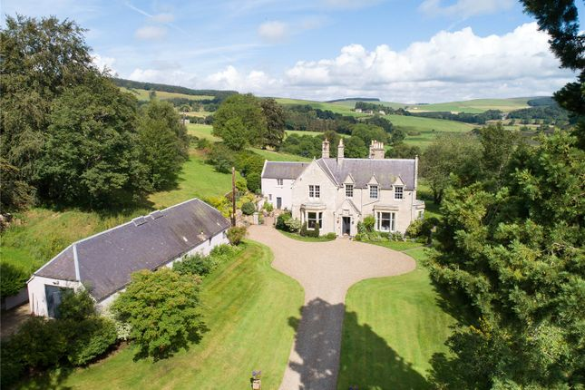 Thumbnail Detached house for sale in Stow, Galashiels, Selkirkshire