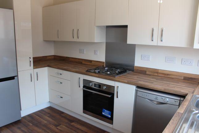 Thumbnail Terraced house to rent in Shetland Close, Brookvale, Shirebrook