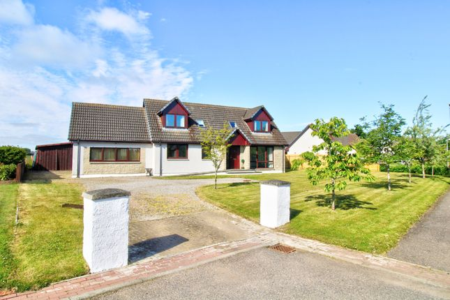 Thumbnail Detached house for sale in Rowan Drive, Culbokie, Dingwall