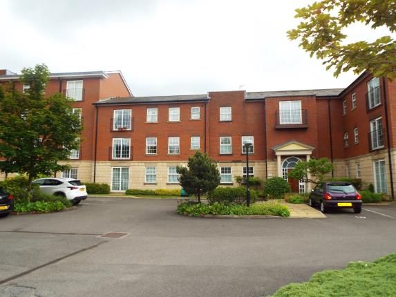 Thumbnail Flat for sale in Wentworth Court, Higher Lane, Whitefield, Manchester
