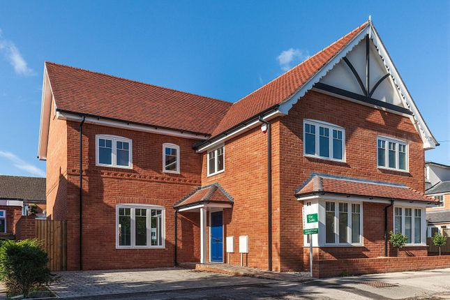 Thumbnail Semi-detached house for sale in Claremont Gardens, Marlow, Buckinghamshire