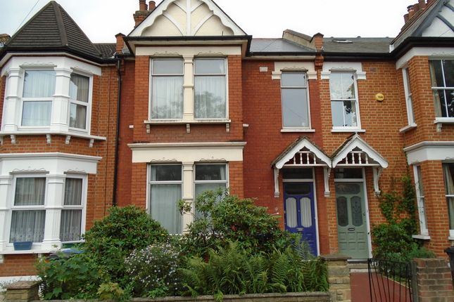Thumbnail Terraced house for sale in Shrewsbury Road, Bounds Green