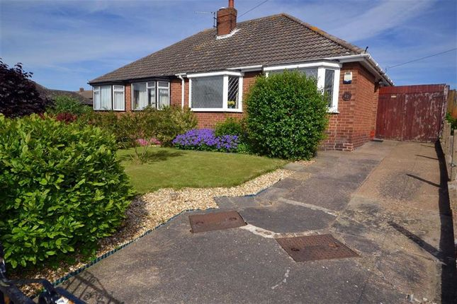 Thumbnail Bungalow for sale in Lynton Rise, Cleethorpes, N E Lincs