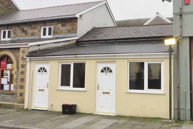 Thumbnail Terraced house to rent in High Street, Blaina