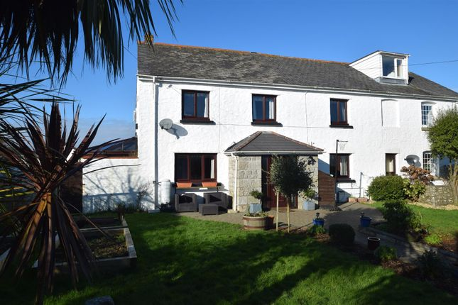 4 bed semi-detached house for sale in Green Lane, Penryn