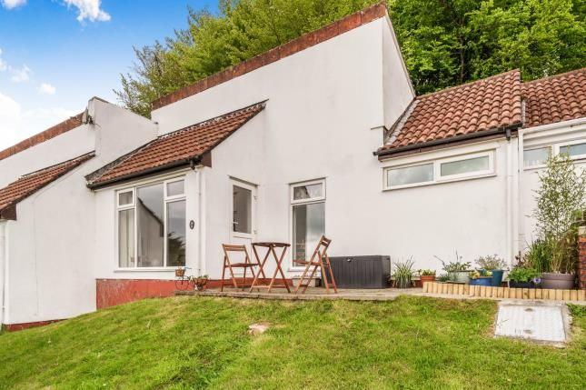 Thumbnail Bungalow for sale in Honicombe Manor, St Anns Chapel, Cornwall
