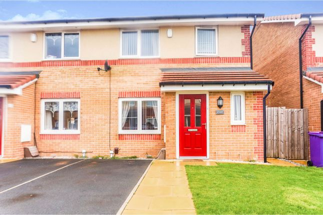 Thumbnail Semi-detached house for sale in Wintergreen Avenue, Liverpool