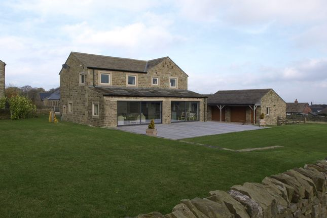 Thumbnail Barn conversion for sale in Birdsedge Lane, Birdsedge, Huddersfield