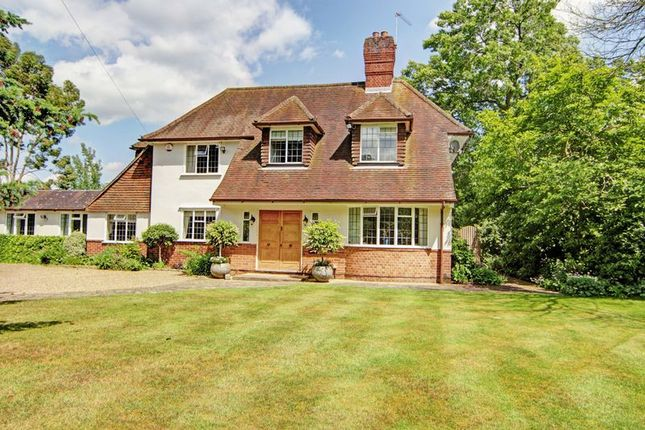 Thumbnail Detached house for sale in Taplow Common Road, Taplow, Maidenhead