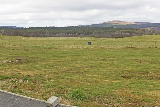 Thumbnail Land for sale in Auchroisk Park, Cromdale, By Grantown On Spey