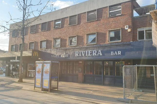 Thumbnail Commercial property to let in Old Christchurch Road, Bournemouth