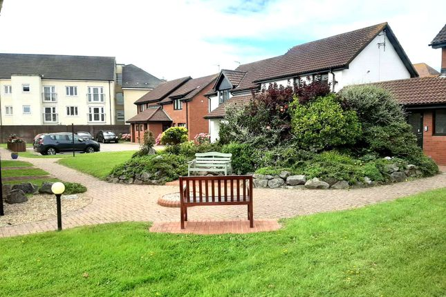 Thumbnail Flat for sale in Seabank Court, The Green Avenue, Porthcawl