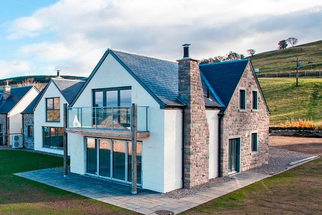 Thumbnail Detached house for sale in The Craigellachie, Pitilie View, Aberfeldy