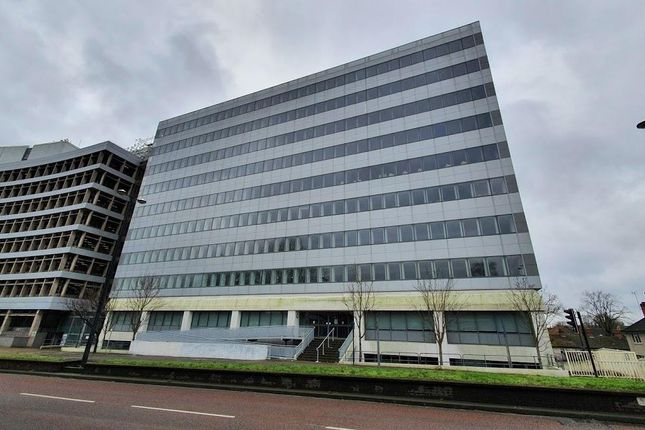 Thumbnail Office to let in Suffolk House, Civic Drive, Ipswich, Suffolk