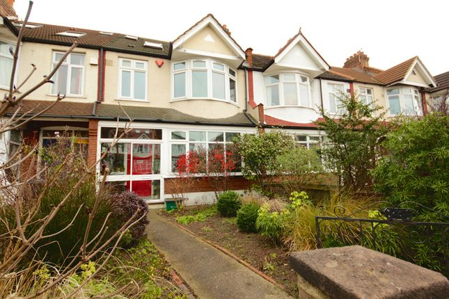 4 bed terraced house for sale in Cranston Road, London