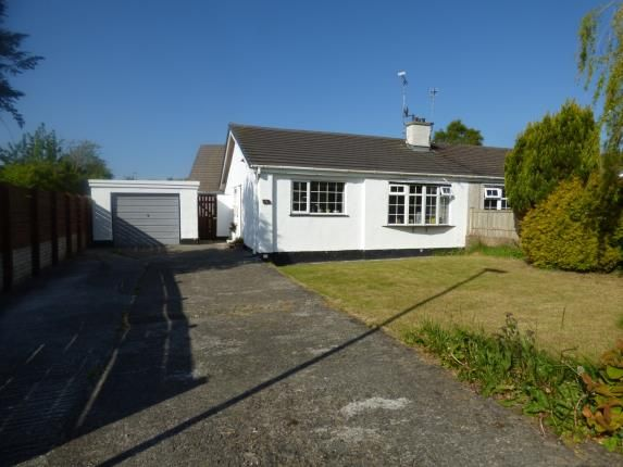 Thumbnail Bungalow for sale in Nant Y Felin, Pentraeth, Sir Ynys Mon, North Wales