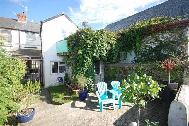 Thumbnail Terraced house for sale in Torrington Street, Bideford