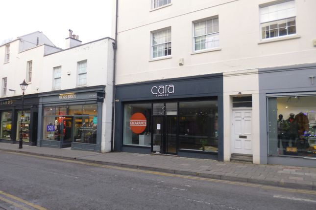 Thumbnail Retail premises to let in Ormond Place, Cheltenham