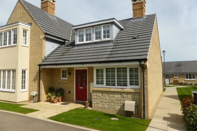 2 bed semi-detached bungalow for sale in 36 The Croft, Bourne, Lincolnshire