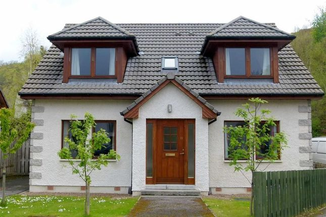 Thumbnail Detached house for sale in 11, Royal Park, Ullapool, Ross-Shire