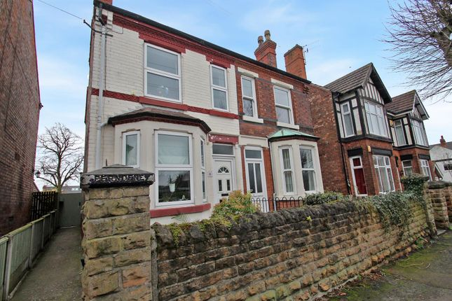3 bed semi-detached house for sale in Nelson Road, Daybrook, Nottingham