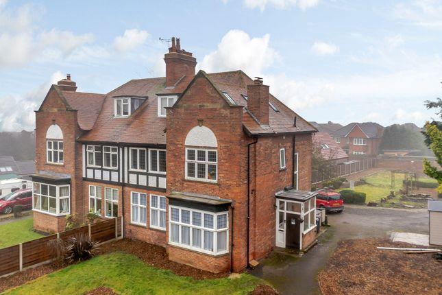 Thumbnail Semi-detached house for sale in Boroughbridge Road, Knaresborough