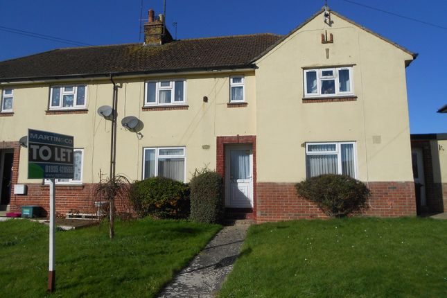 Thumbnail Flat to rent in St. Pauls Green, Sherborne