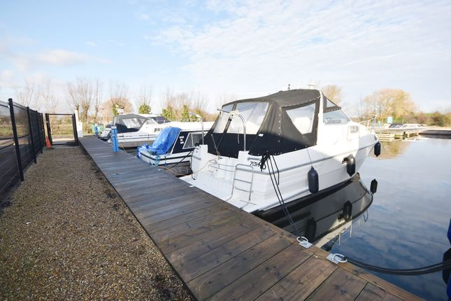 Thumbnail Land for sale in Herbert Woods Marina, Potter Heigham