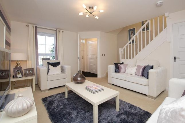 "Thumbnail Semi-detached house for sale in ""Palmerston"" at Neath Road, Tonna, Neath"