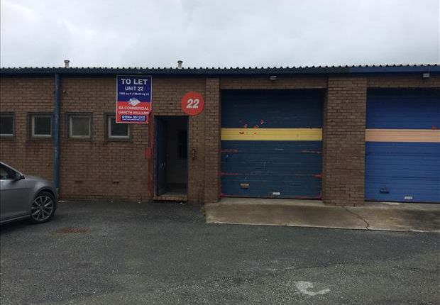 Thumbnail Light industrial to let in Cibyn Industrial Estate, Lon Cae Ffynnon, Caernarfon