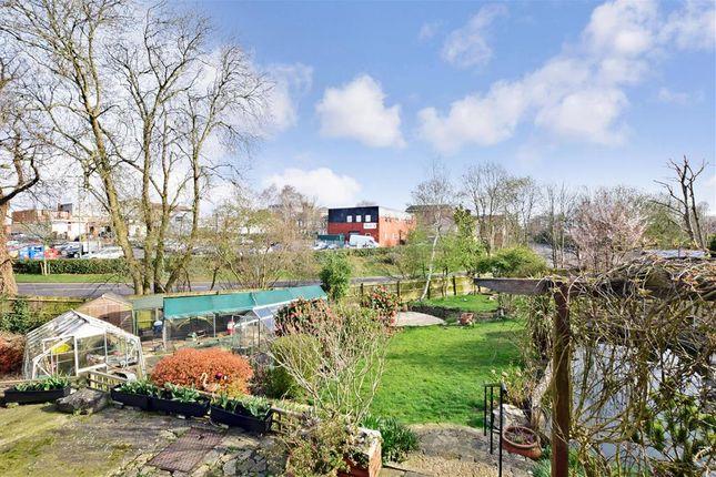 Rear Garden of Wellesley Close, Waterlooville, Hampshire PO7