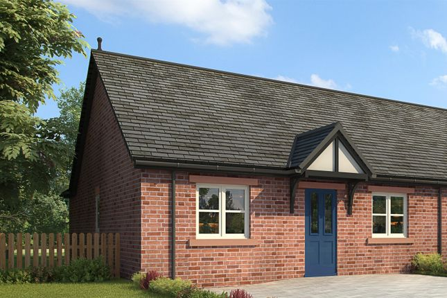 Thumbnail Bungalow for sale in Thornedge, Cumwhinton, Carlisle