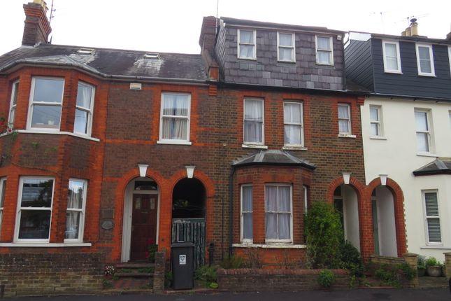 Thumbnail Terraced house for sale in Alexandra Road, Hemel Hempstead