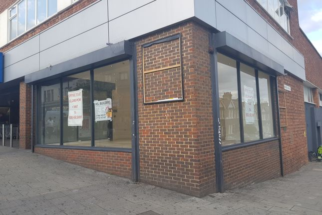 Thumbnail Retail premises to let in High Street North, East Ham