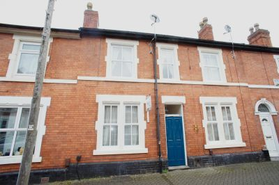 2 bed terraced house to rent in Wolfa Street, Derby DE22