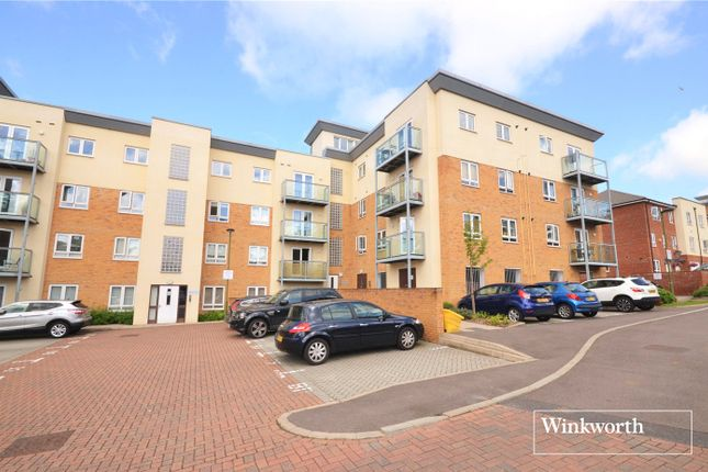 2 bed flat to rent in Taylor Court, Todd Close, Borehamwood, Hertfordshire WD6