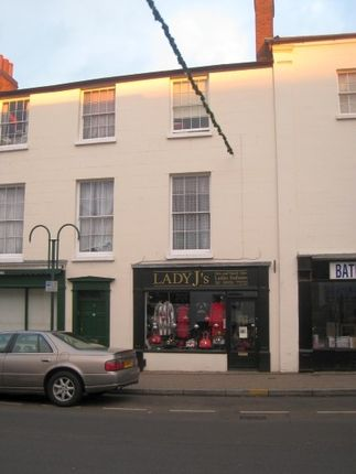 Thumbnail Flat to rent in Clemens Street, Leamington Spa