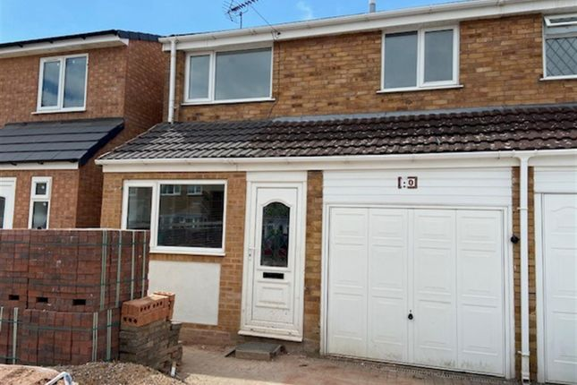 Thumbnail Semi-detached house to rent in Goodison Gardens, Birmingham