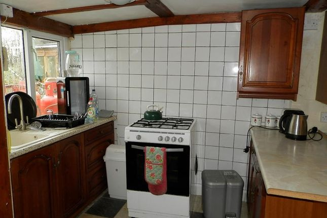 Detached Outbuilding Kitchen