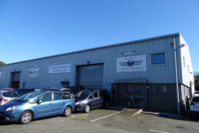 Thumbnail Industrial to let in Unit 4 Canal Gate Park, Nottingham Road, Spondon, Derby