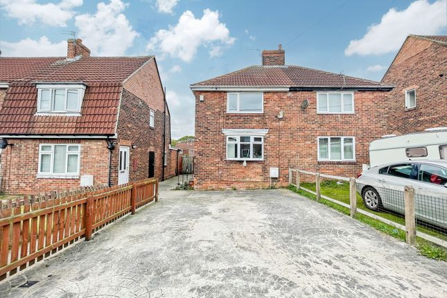 2 bed semi-detached house for sale in Williamson Square, Wingate TS28